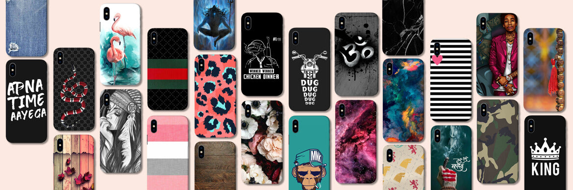Printed Designer Phone Covers and Cases