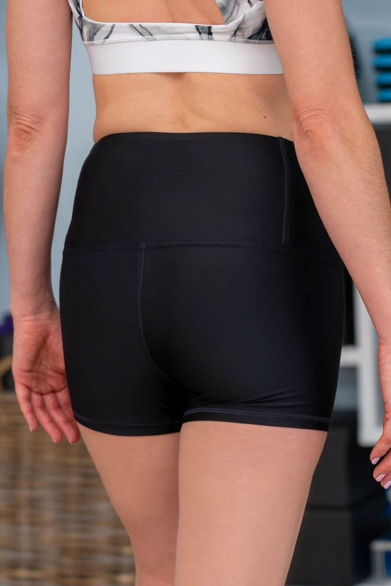 Elemental Shorts - Black