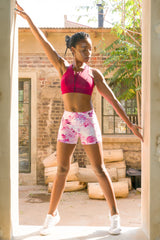 Elemental Shorts - Summer Rose