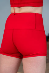 Elemental Shorts - Red