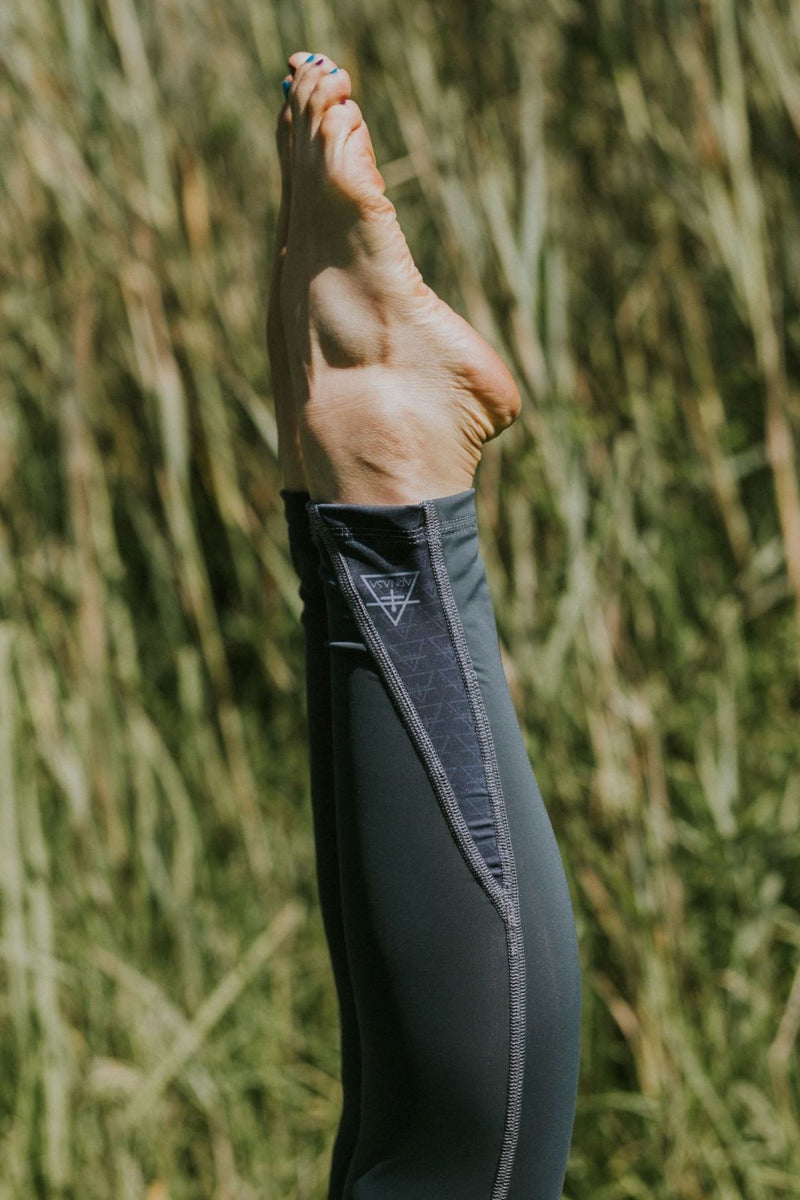 ARNASA Leggings Full Length - Slate