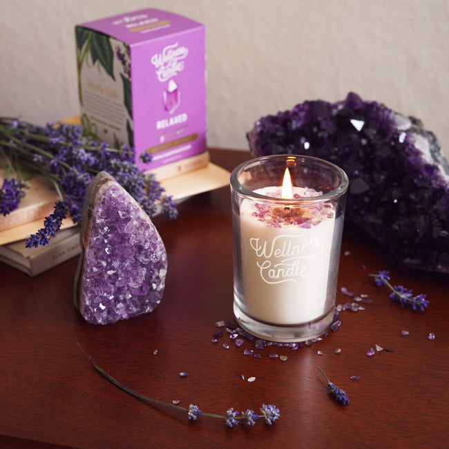 Relaxed Wellness Candle®