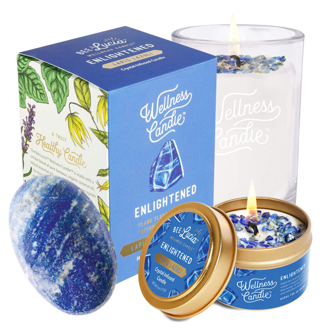 Enlightened – Lapis Lazuli Gift Set