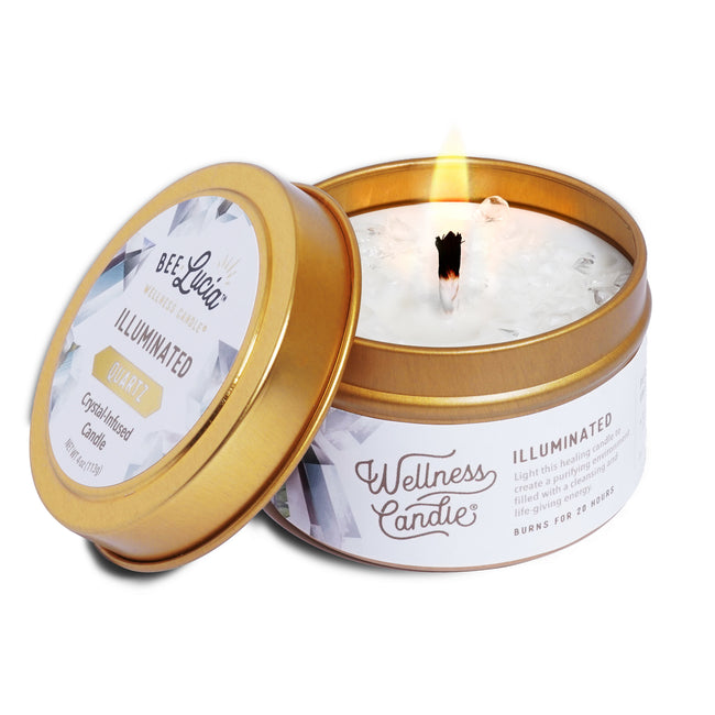 Illuminated Wellness Candle®