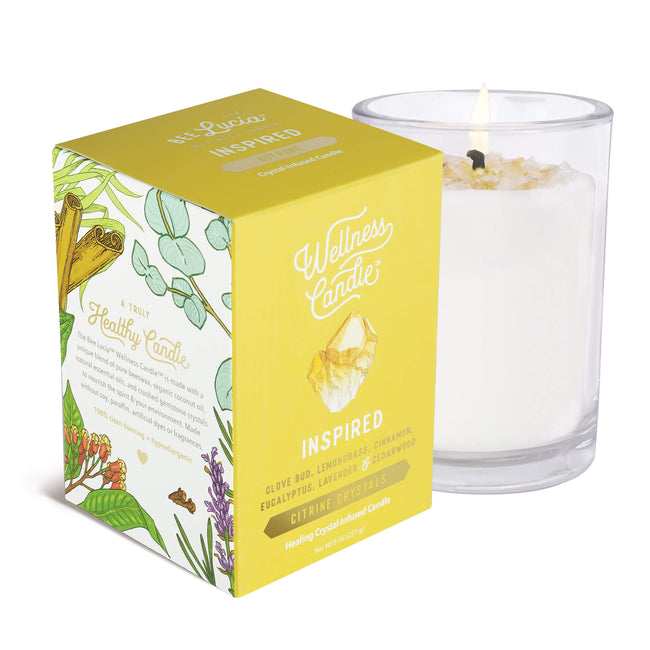 Inspired Wellness Candle®