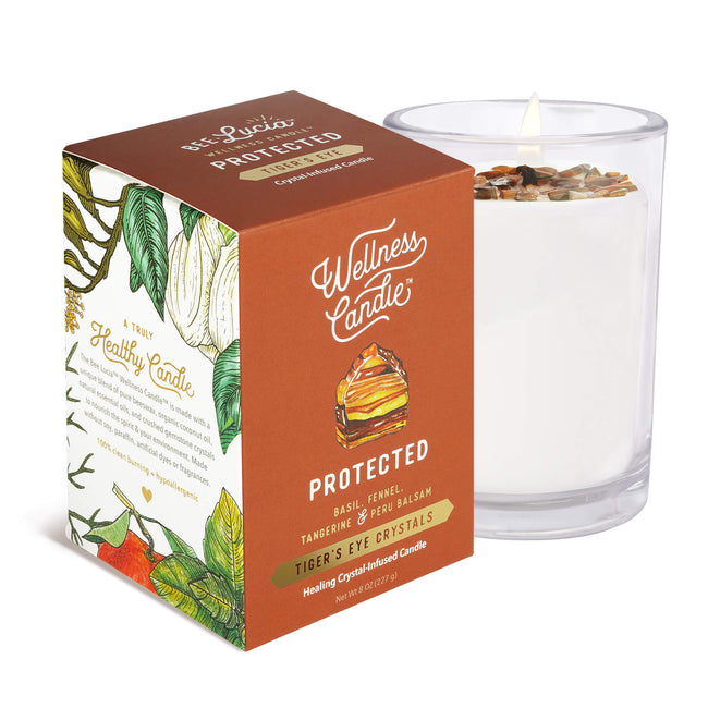 Protected Wellness Candle®
