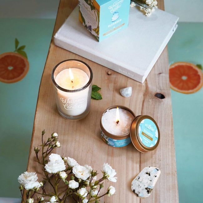 Cleansed Wellness Candle®