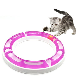 Track and Ball Toys Chase Game