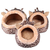 Cute Animal Cat Bed S/M/L