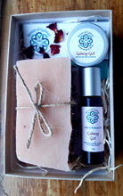 Natural Perfume, Lip Butter & Soap Gift Box