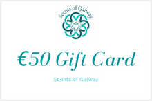 Scents of Galway Gift Cards