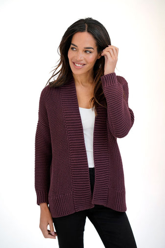 Sonya No-Close Cardigan