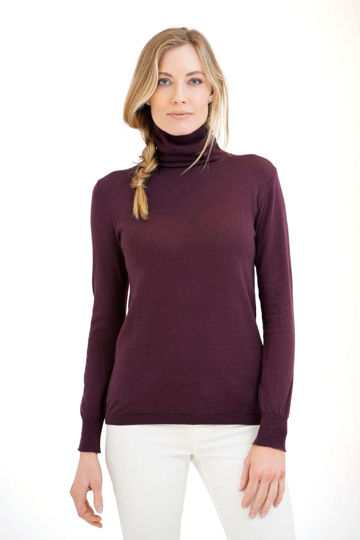 Patty Fine Gauge Turtlenneck