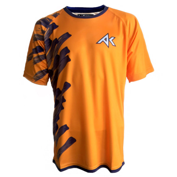 AK Training Top Orange