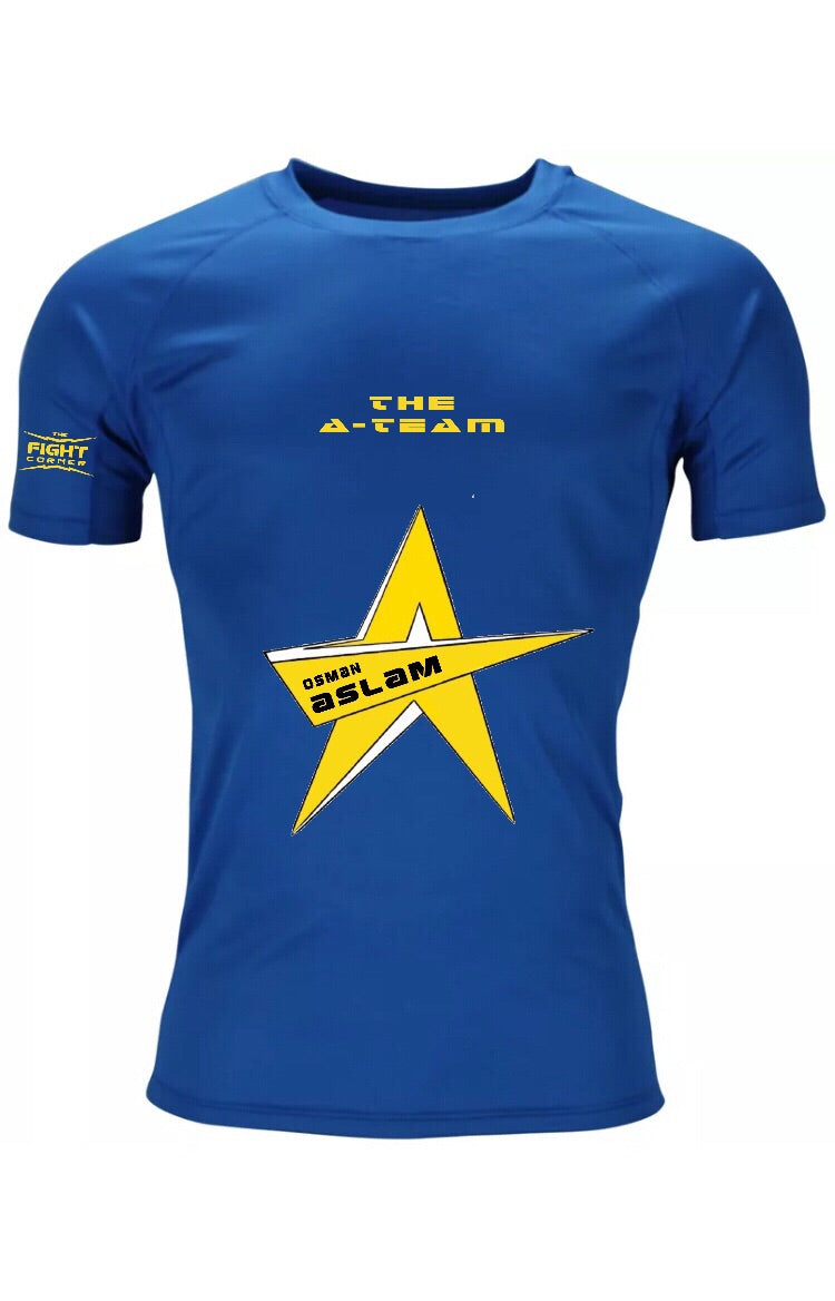 Osman Aslam Training Top T-Shirt
