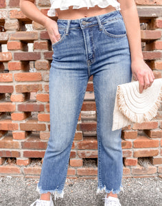 On the Edge Jeans-Bottoms-U&I Boutique