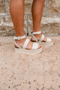 Alpine Platform Shoe-Shoes-U&I Boutique