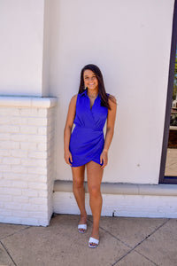 Royals Only Dress-Dresses-U&I Boutique