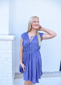 Sunday Stroll Dress-Dresses-U&I Boutique