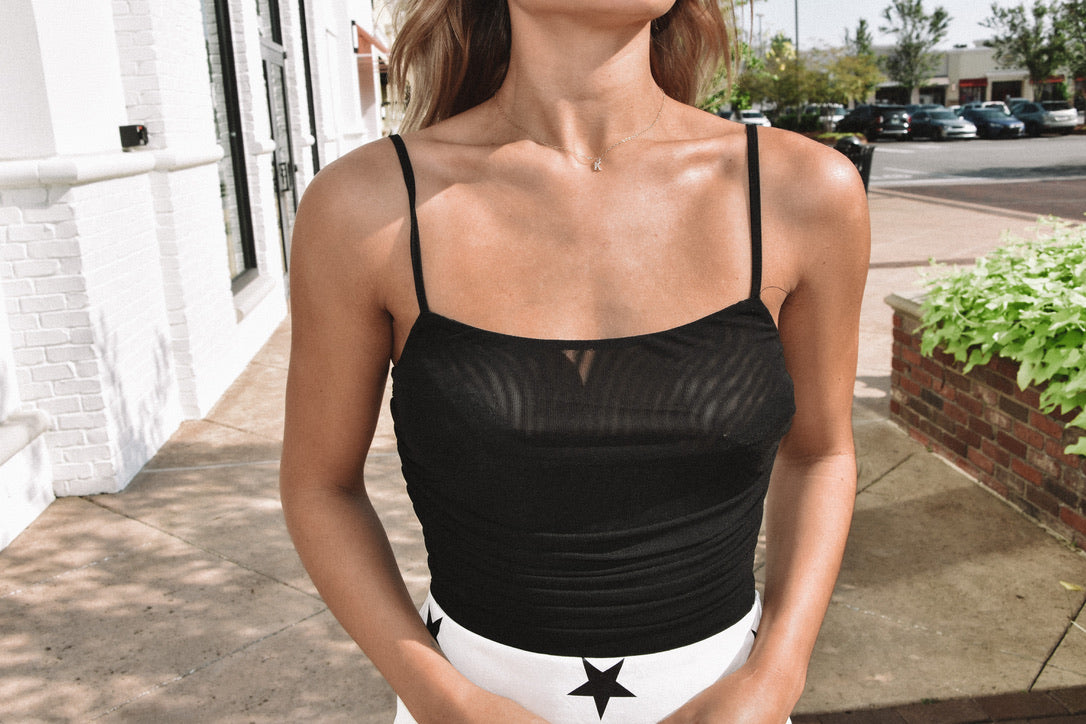 Hook & Eye Bodysuit-Playsuits-U&I Boutique