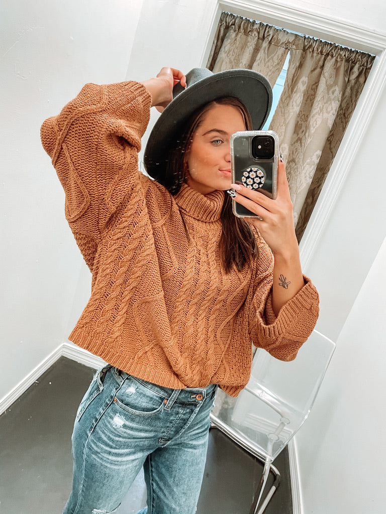 Time To Shine Sweater-Top-U&I Boutique