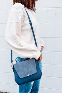 Midnight Sky Satchel-Accessories-U&I Boutique