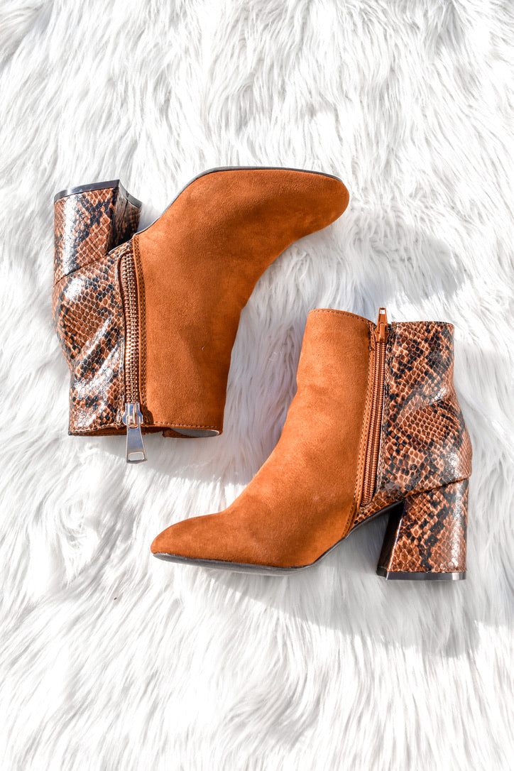Booties On My Mind-Shoes-U&I Boutique
