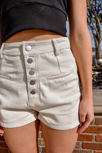 The Good Life Shorts-Bottoms-U&I Boutique