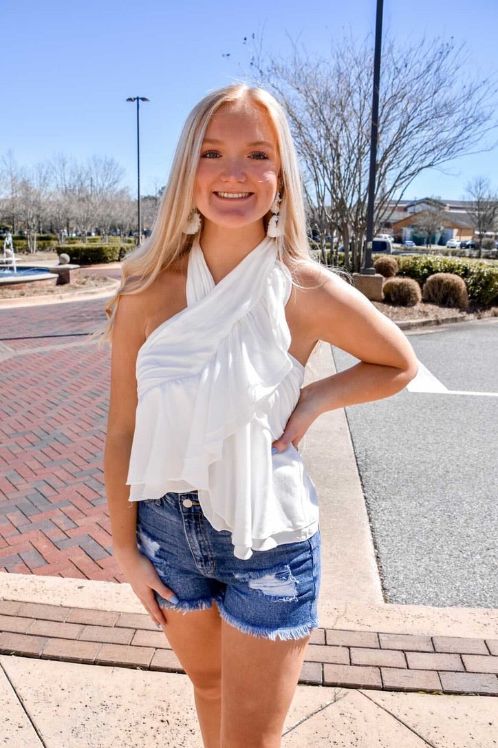 Down Memory Lane Top-Top-U&I Boutique