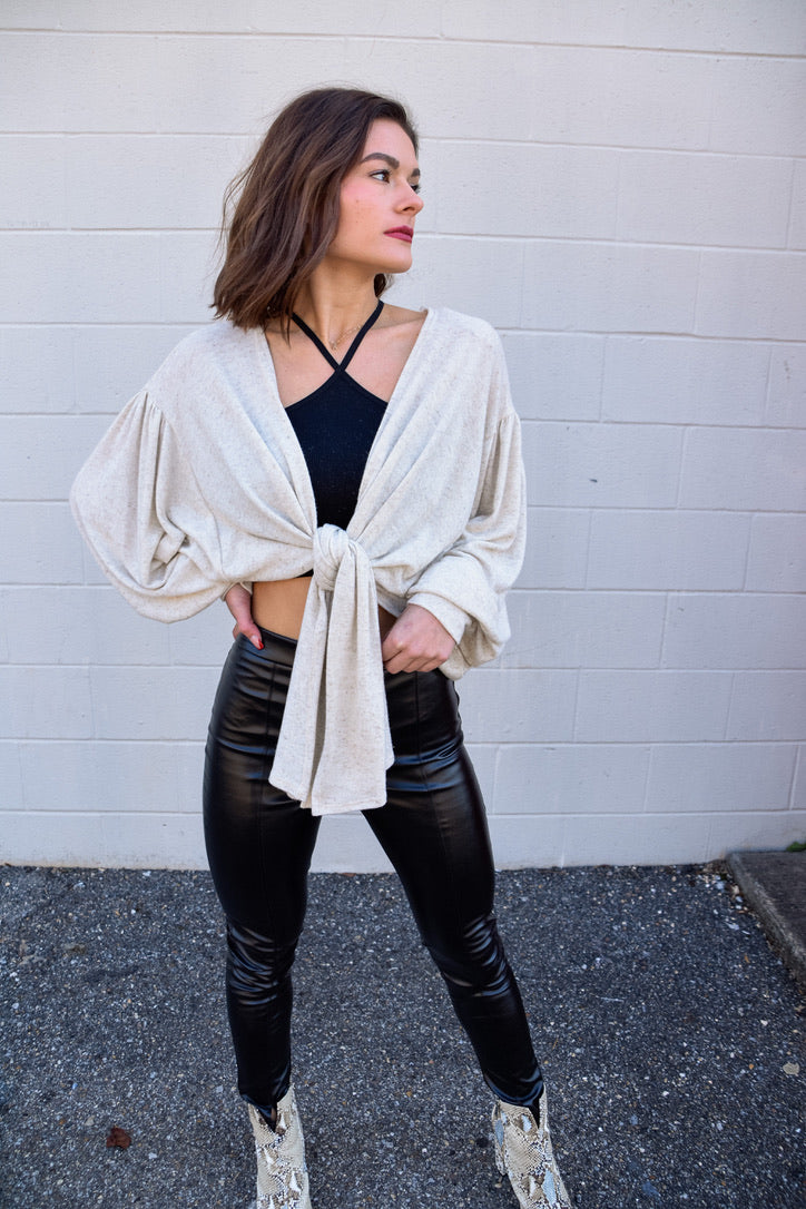 Wrapped In Love Top-Top-U&I Boutique