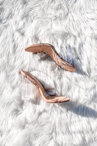 Clear The Way Heels-Shoes-U&I Boutique