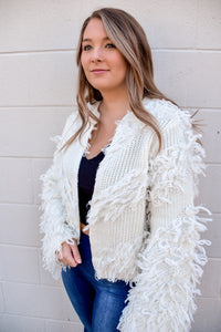 The Tassle is Worth the Hassle Cardigan-Top-U&I Boutique