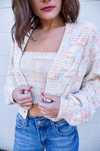 Means Too Much Cardigan-Top-U&I Boutique