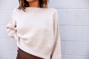 Dream On Sweater-Tops-U&I Boutique