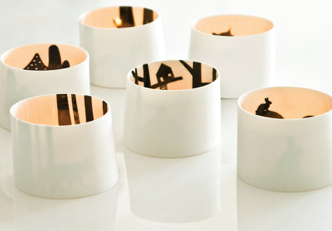 Tea Light Holder, Little Tilley - Anna-Carin Dahl