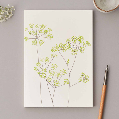 Large Fennel Notebook