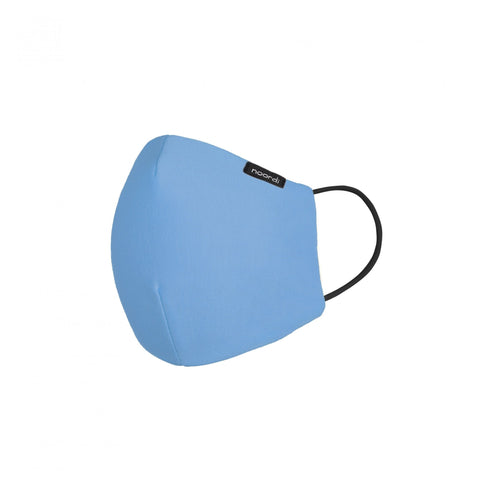 Antimicrobial Reusable Light Blue Face Mask - Child