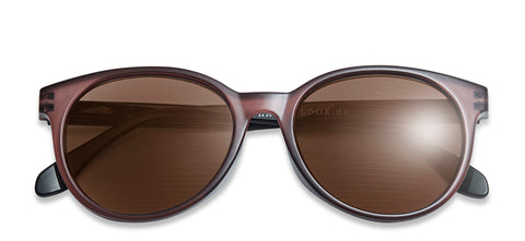 Sunglasses City coral/black