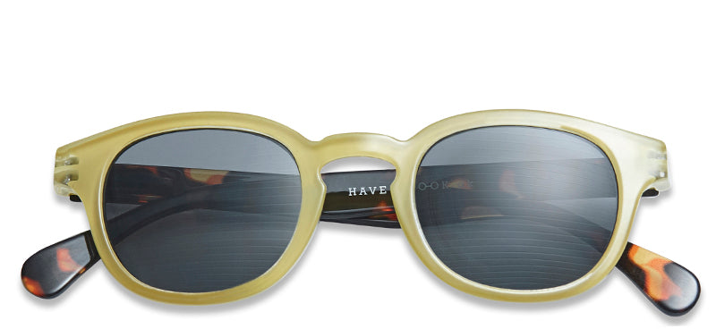 Sunglasses - Type C lime/tortoise