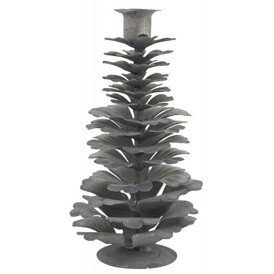 Ib Laursen- Pine cone candle holder
