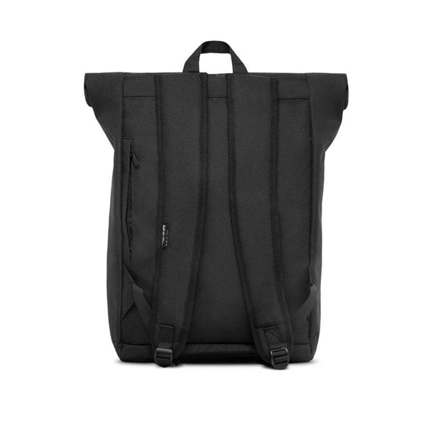 Roll Backpack - Black