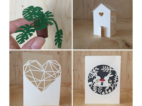 Paper Cutting Kit for Adults