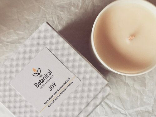 Aromatherapy candle - Joy
