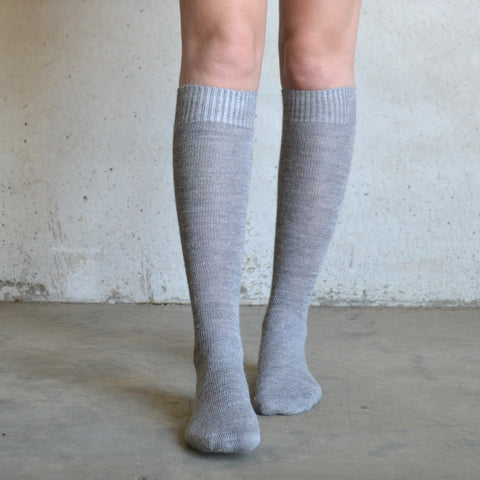 Long Alpaca Socks