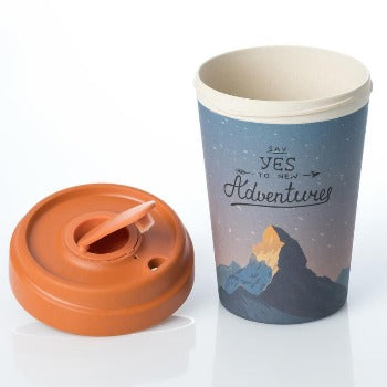 Bamboo Cup - Adventure