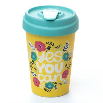 Bamboo Cup - Yes You Can