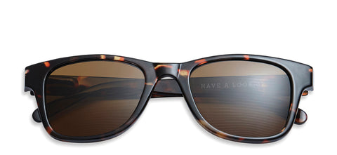 Sunglasses - Type B tortoise