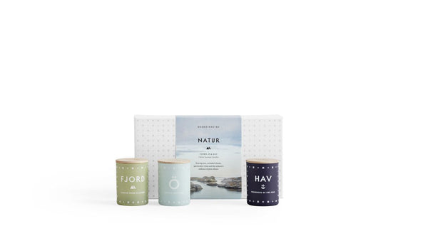 NATUR - mini gift set from Skandinavisk