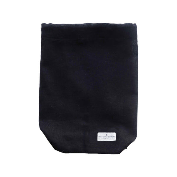 The Organic Company All Purpose Bag Large - Black