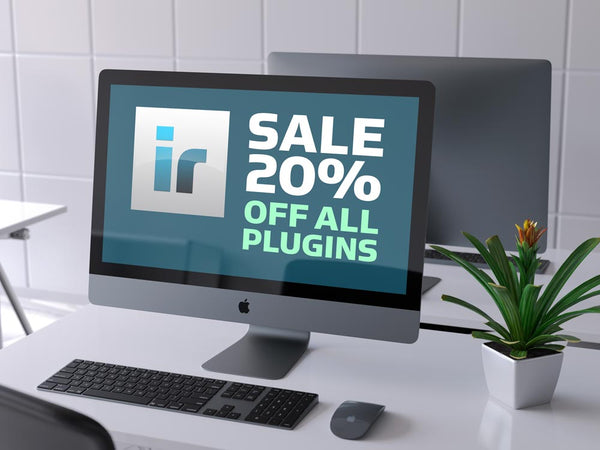2018 Summer Sale 20% Off All FCPX Plugins!